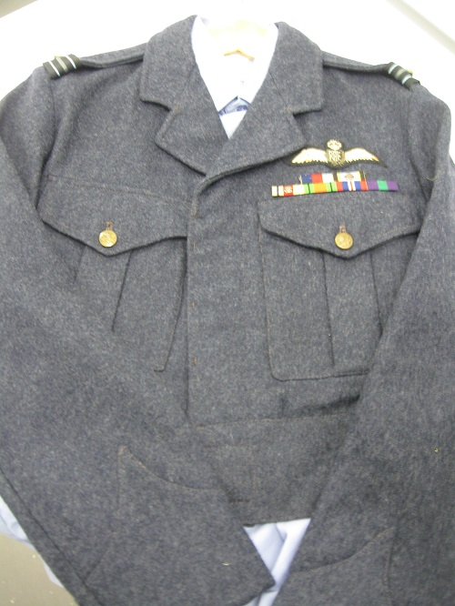 un09--- RAF Wartime Pilots Cold War Tunic