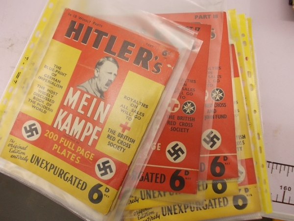 Hitler's My Struggle in English - Mein Kampf