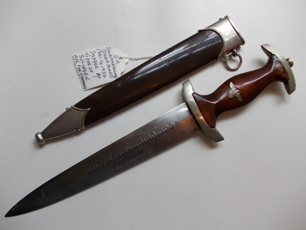 Dagger by Tiger of Solingen